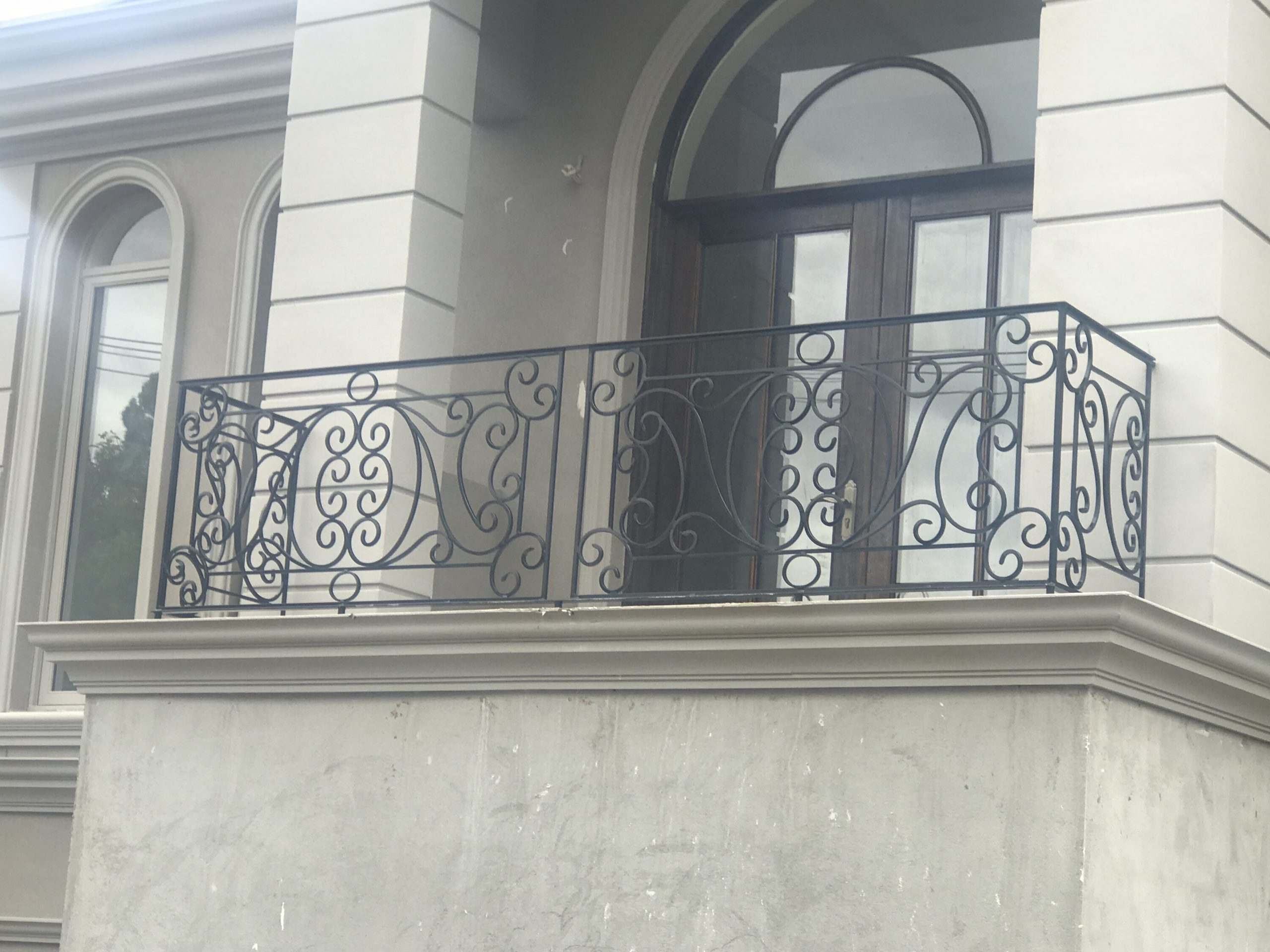 Steel Balustrade Melbourne