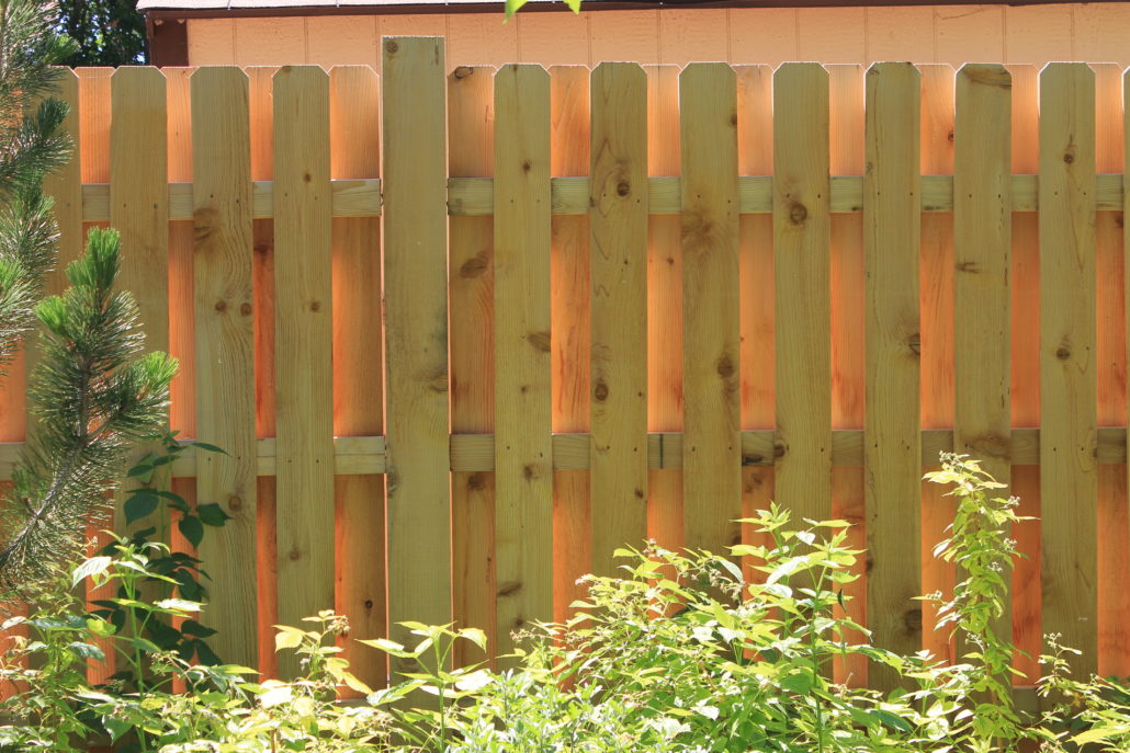Shadowbox Privacy Fence Fence Amp Deck Supply