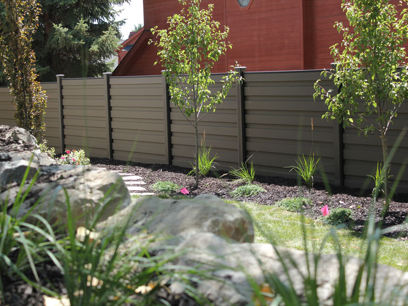 Trex Horizons Horizontal Privacy Fence Fence Amp Deck Supply
