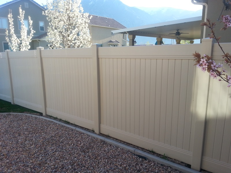 Vinyl Privacy Fence Amp Deck Supply