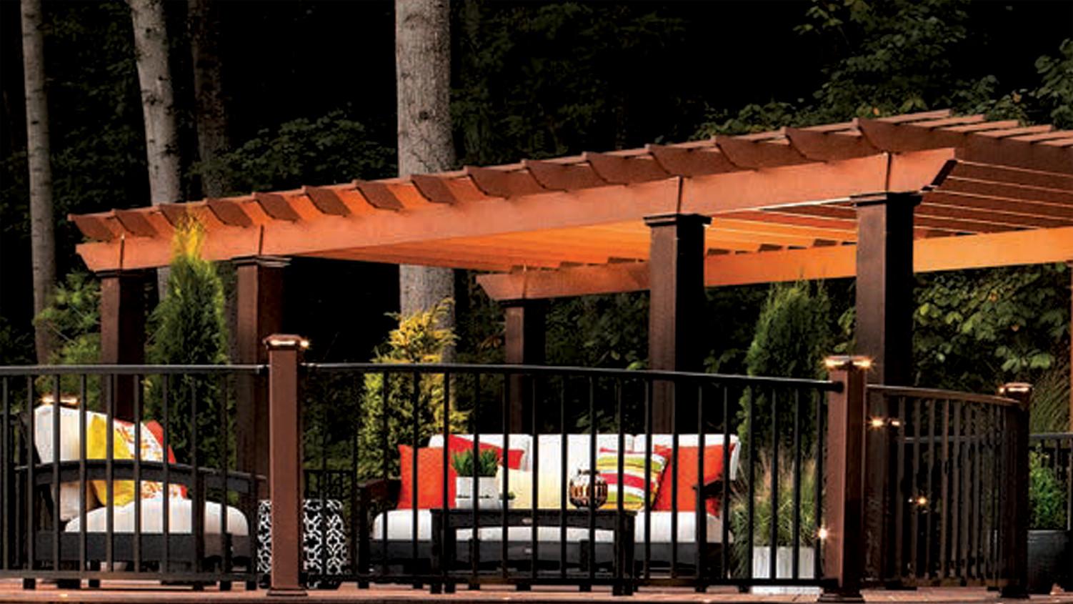 Pergola Fence Amp Deck Supply