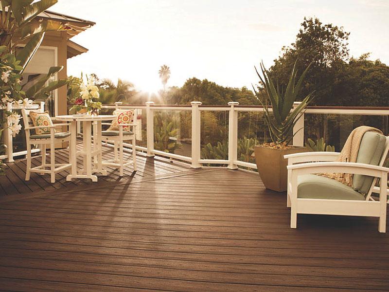 Trex Transcend Fence Amp Deck Supply