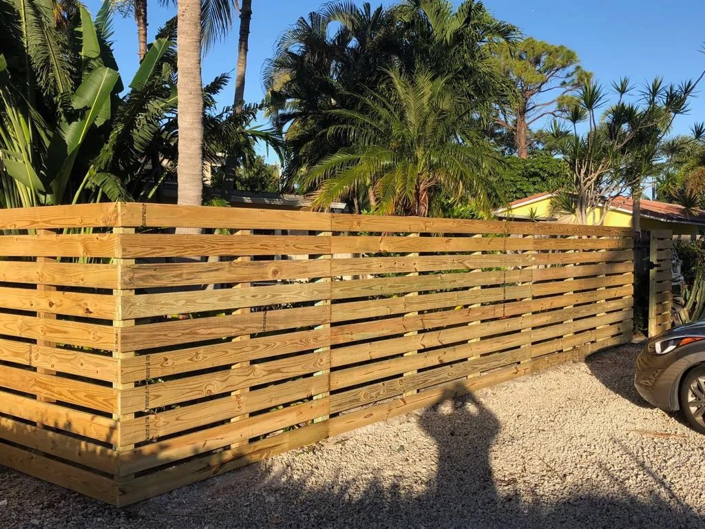 laredo texas fence styles