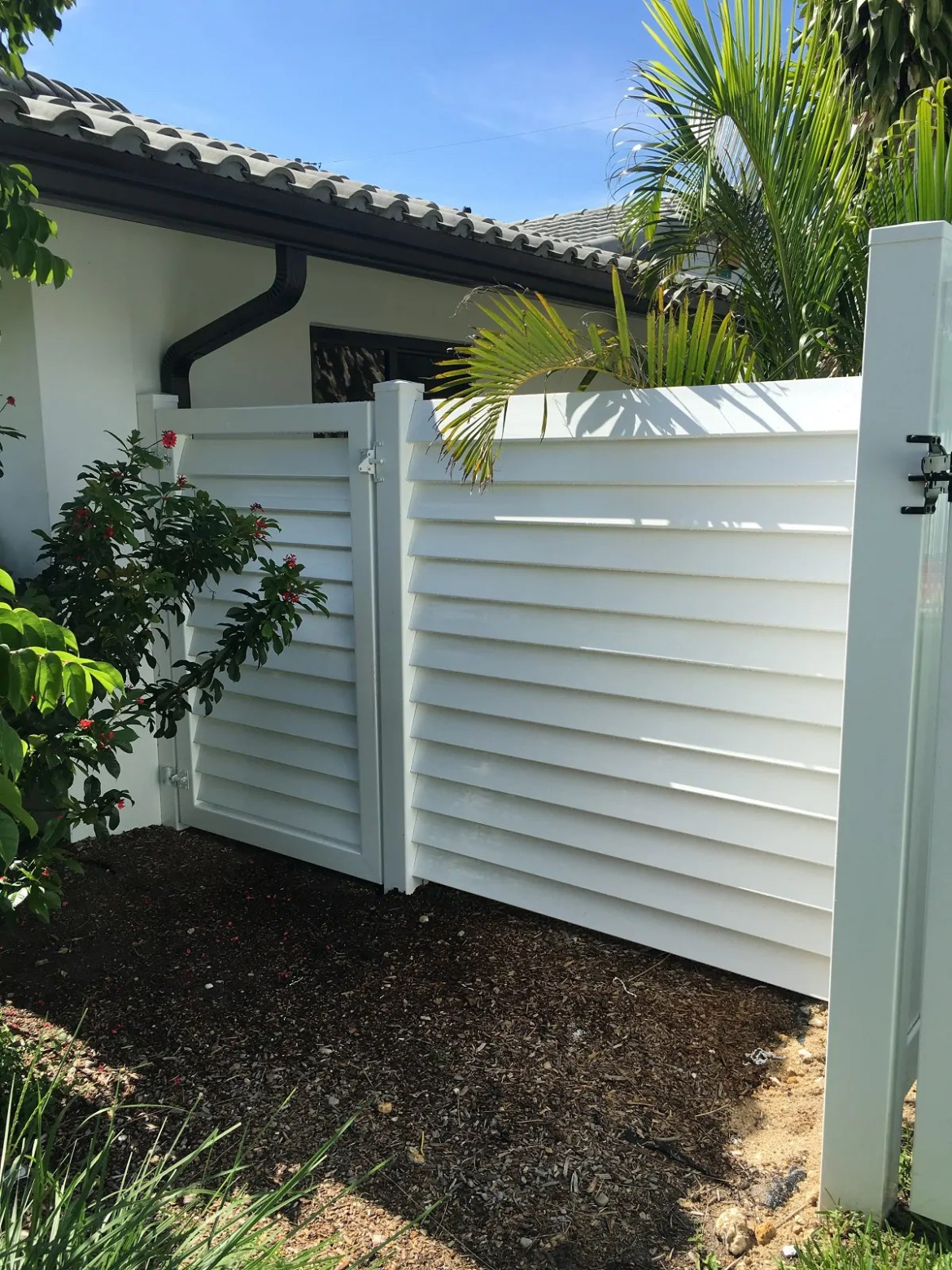 Scottsdale fence installation