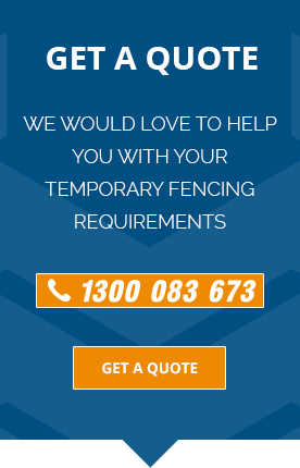 Get a Temporary Fencing Quote