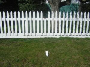 wood fencing el paso