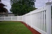 vinyl fence columbus ohio