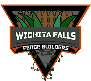 logo for the best fence installation in Wichita Falls