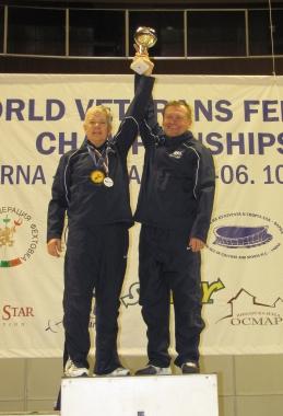 2013 World Championships Varna 1st