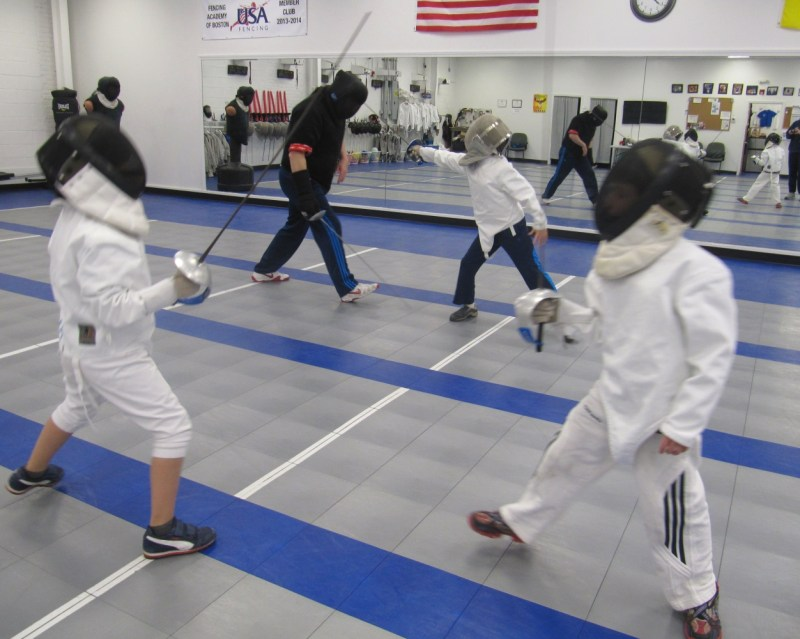 Advanced Fabbies Competitive Youth Fencing