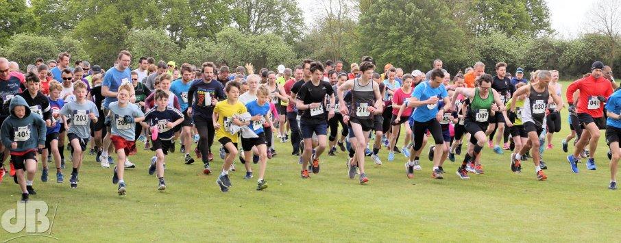 Cottenham Fun Run 2019