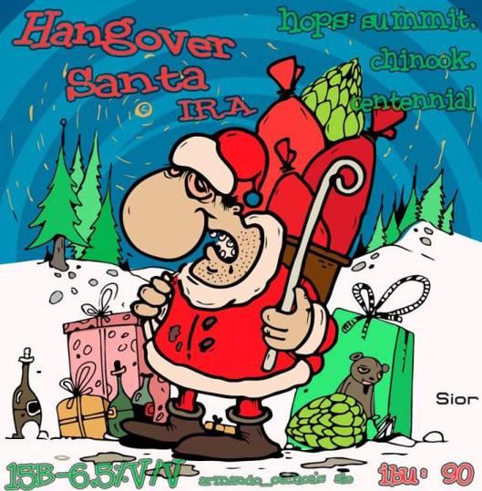 Armando Otchoa's Hangover Santa