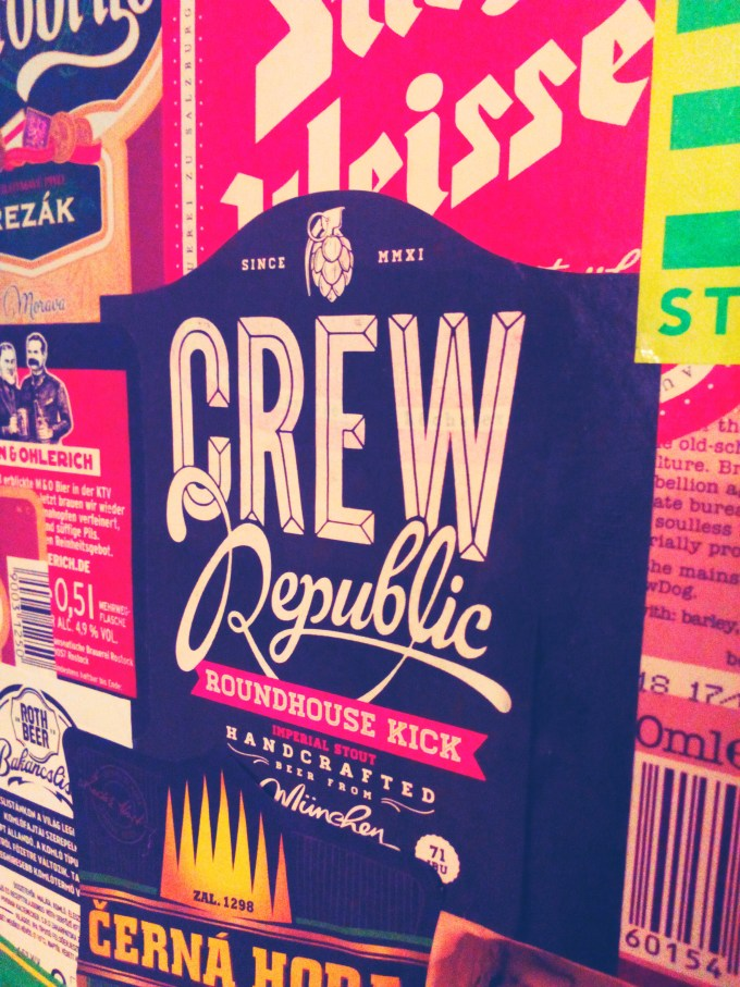 CREW Republic Roundhouse Kick Imperial Stout