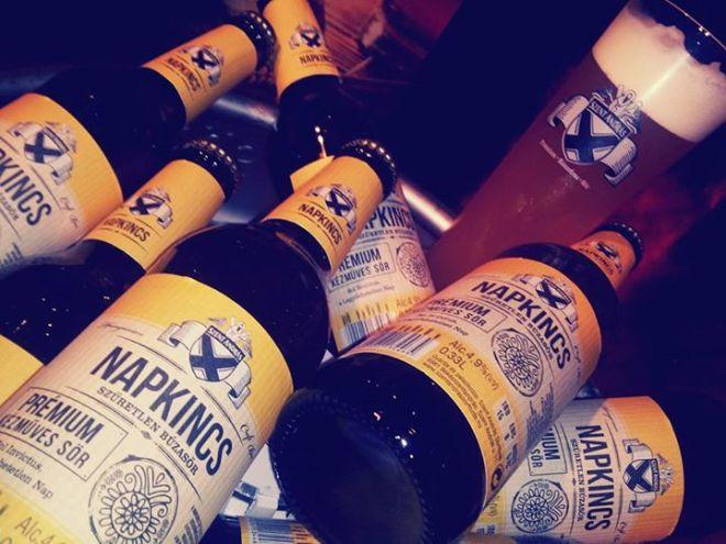Szent András Sörfőzde - OK Brewery Napkincs