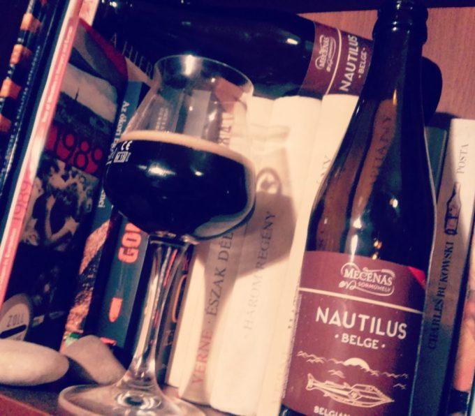 Mecénás Nautilus Belge és Nautilus Belge Coffee Kriek