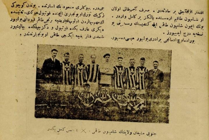 Hasan Kamil Sporel'in Amerika'yı Fethi