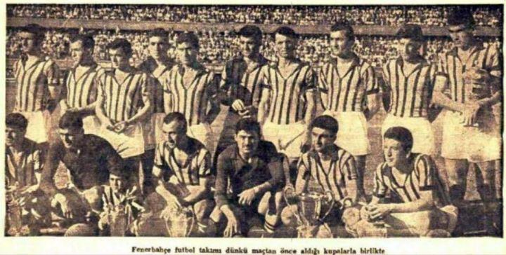 Fenerbahçe'nin 50. Yıl Törenleri – II