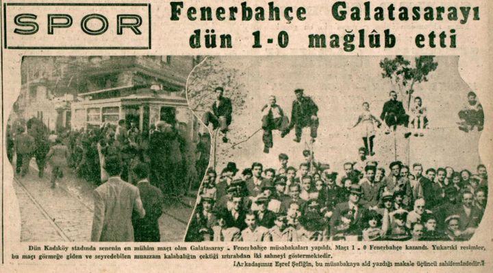 Fenerbahçe'nin Beşinci Türkiye Şampiyonluğu