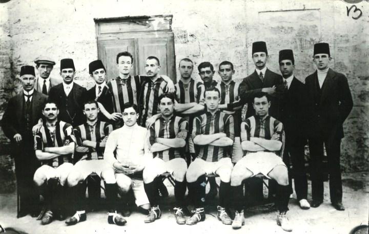 Fenerbahçe'nin Kuruluşunda Enver Hoca II / Yeni Belgeler
