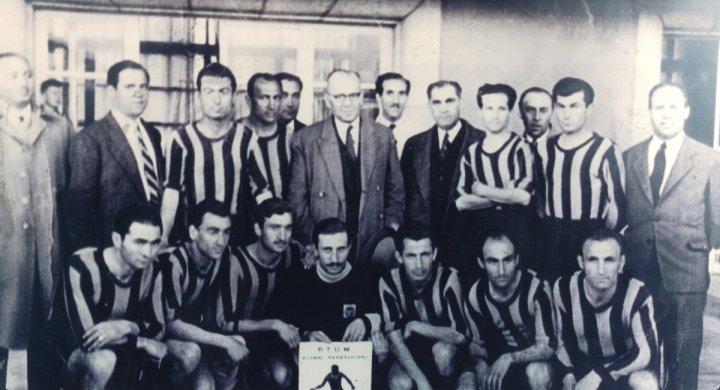 Naci Barlas'ın Fenerbahçe Hatıraları VII