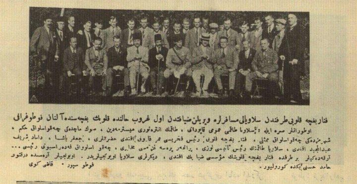 Fenerbahçe'nin Kuruluşunda Nurizade Ziya Bey