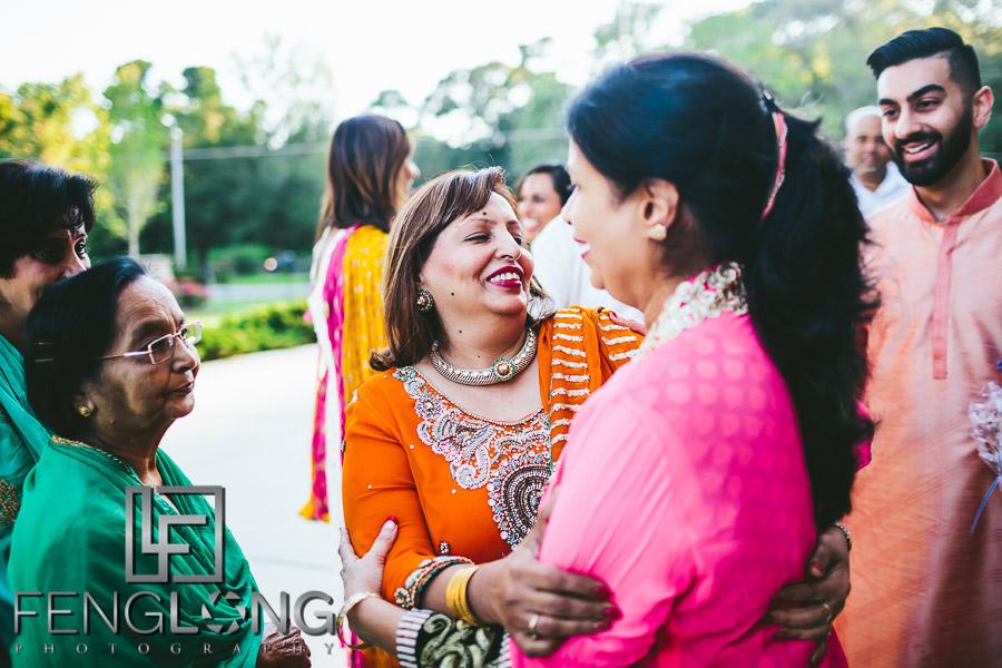 Atlanta Ismaili Indian Wedding Ambreen Altaf Mehndi Night