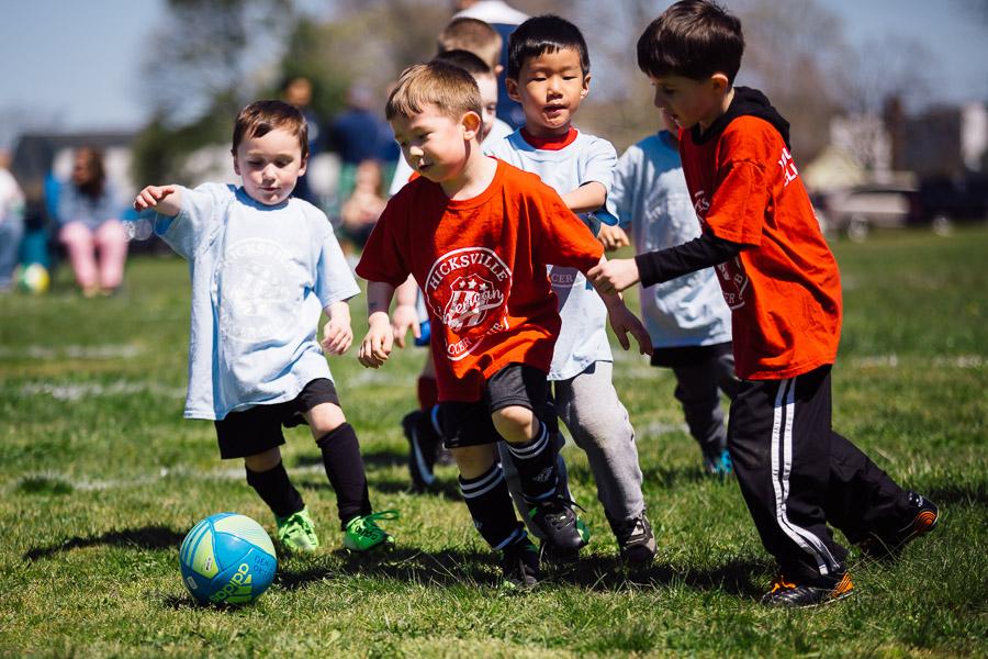 Long Island Childrens Soccer 2016