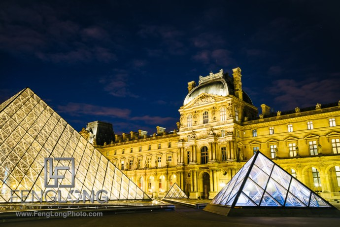 Lourve PreWedding Paris Photo Vacation 2016