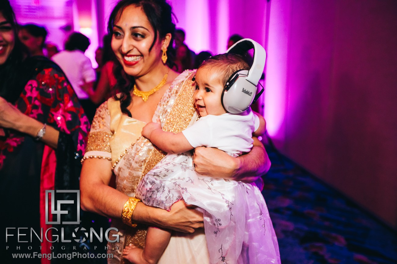 Hawk's Cay Fusion Jewish Indian Wedding Garba Sangeet Night