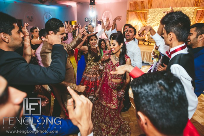 Atlanta Ismaili Indian Wedding Nikkah at Sonesta Gwinnett Place