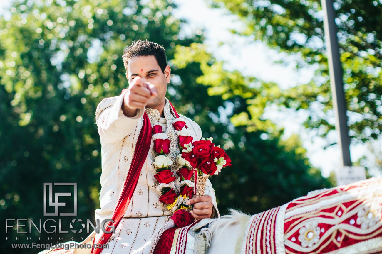 North Carolina Hindu Indian Wedding Photography