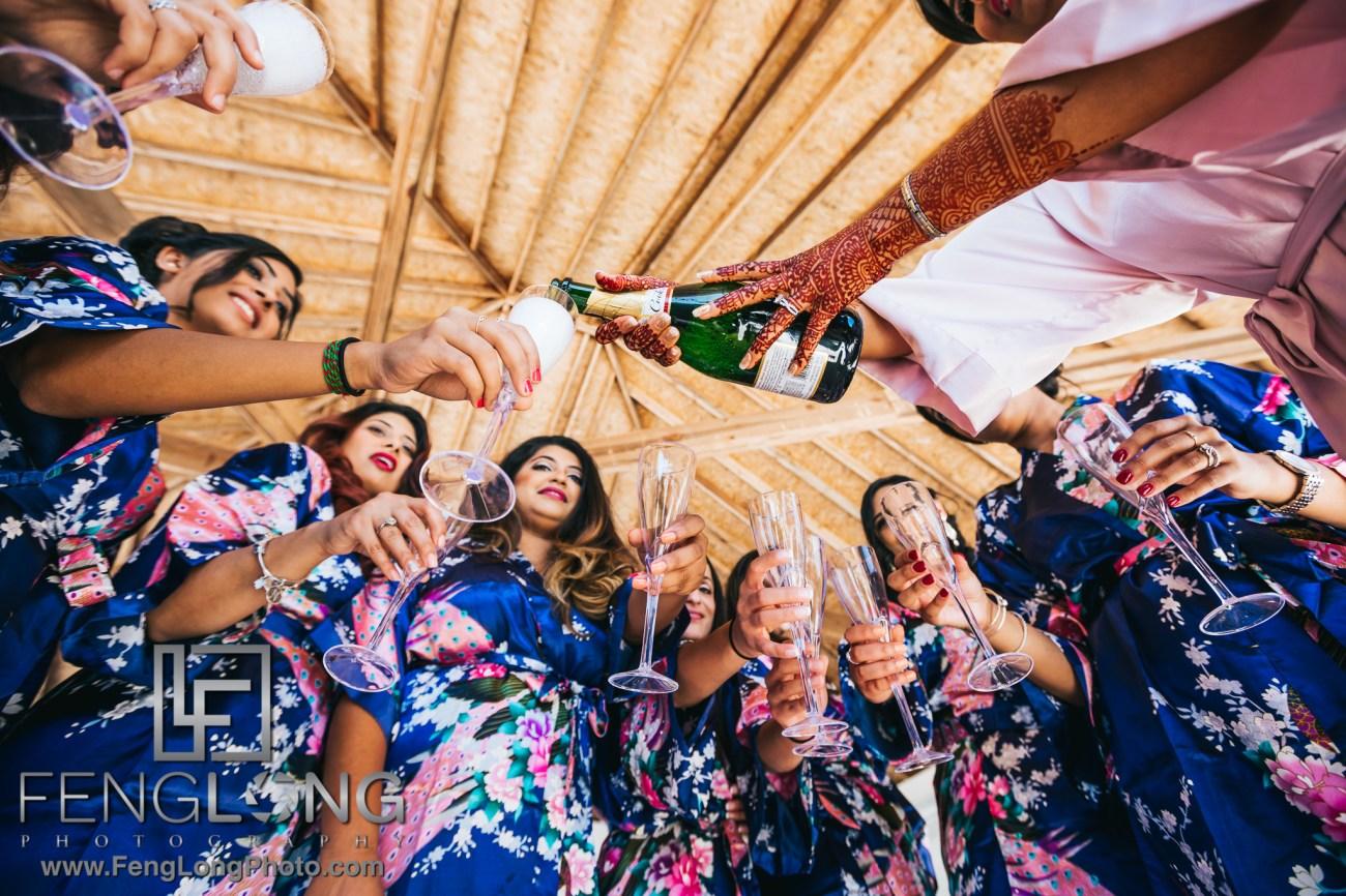 Sikh Fusion Wedding Civil Ceremony