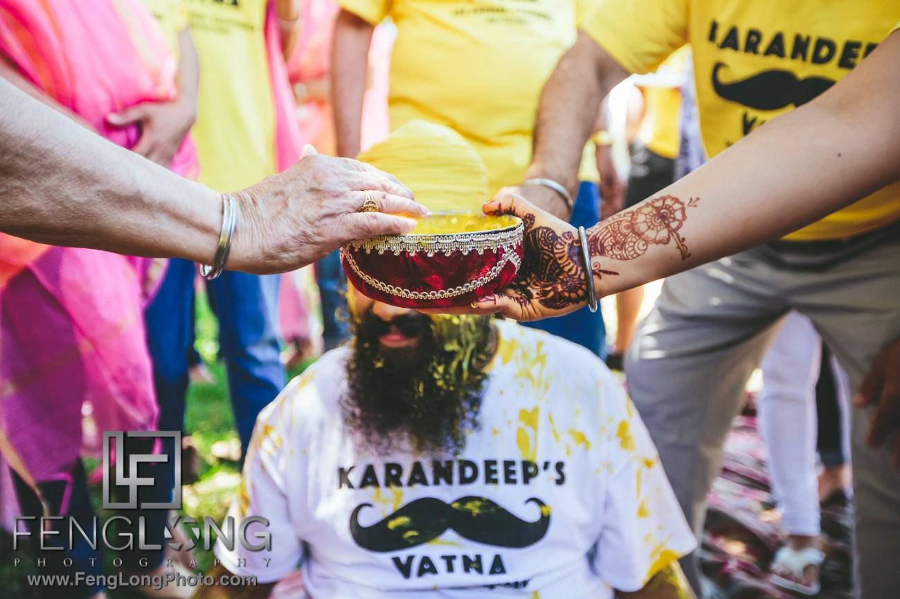 Rimmy & Karandeep   California Sikh Indian Wedding at Khalsa