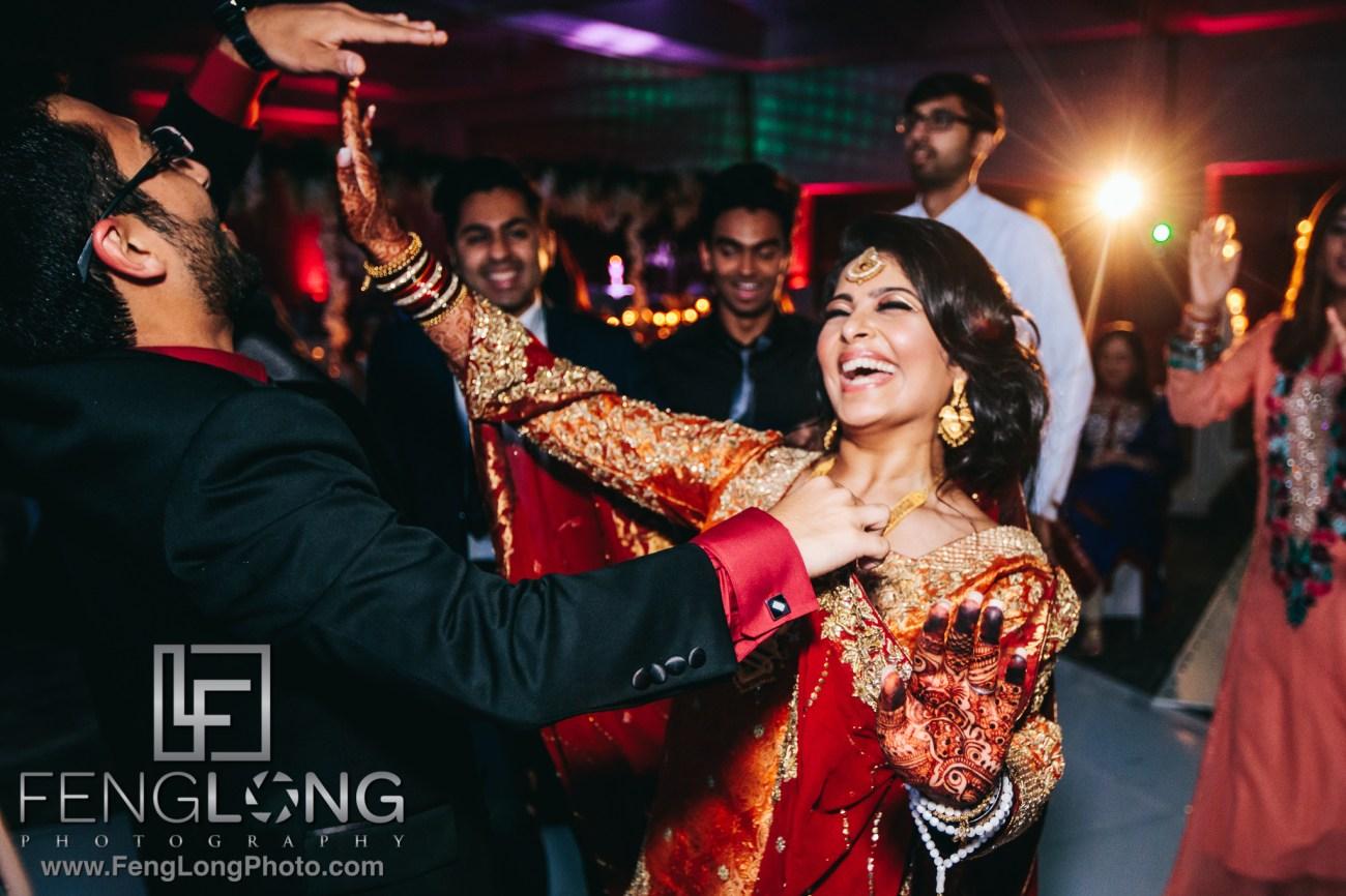 Atlanta Ismaili Indian Wedding at Hilton Downtown