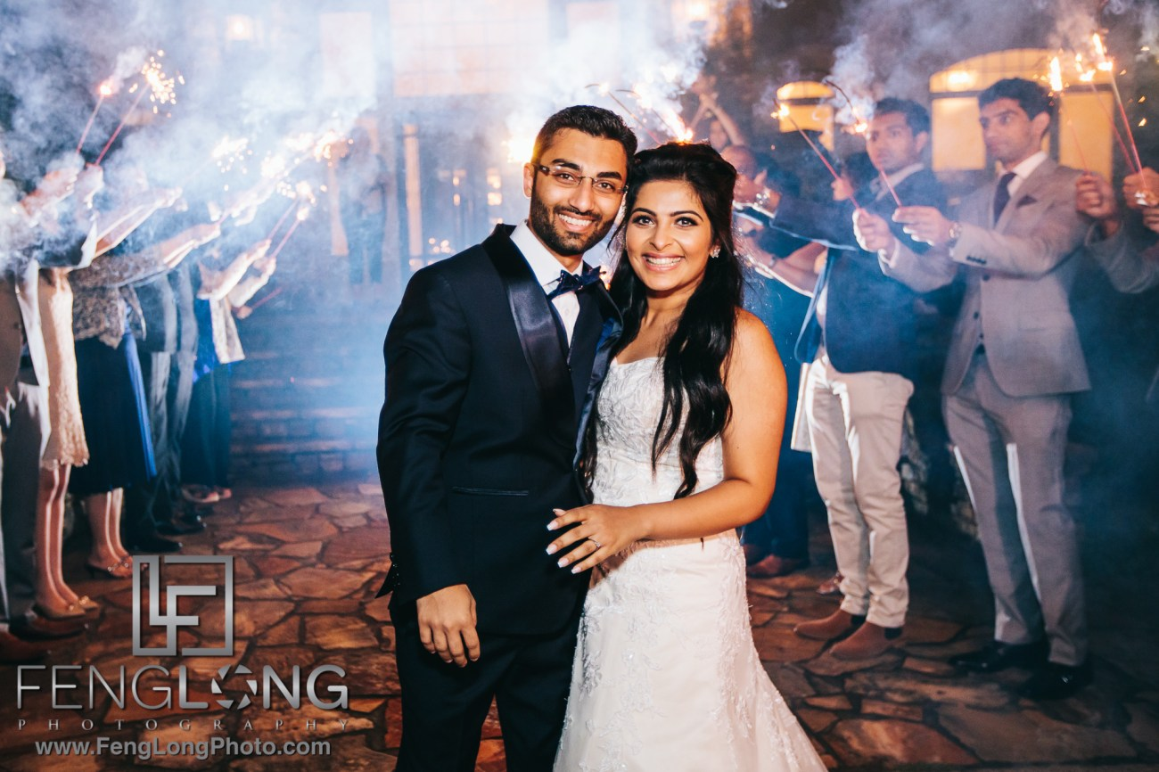 Atlanta Ismaili Indian Wedding St Marlo Country Club