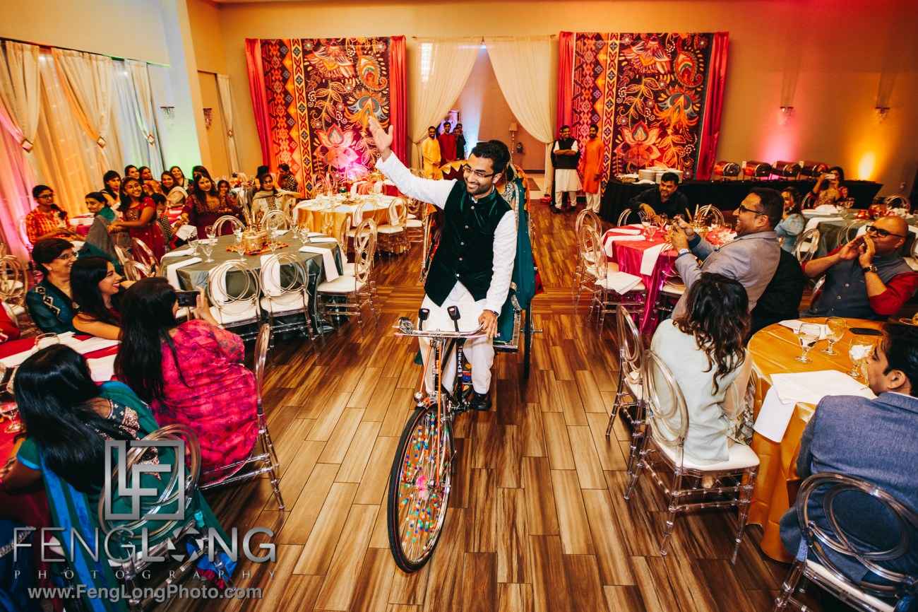 Atlanta Ismaili Indian Wedding Mehndi Night at Opal Event Hall