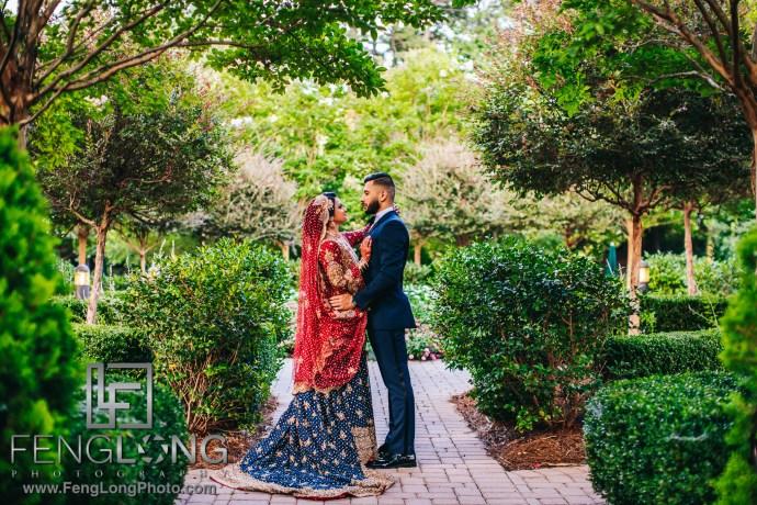 Muslim Indian Wedding Shaadi at Renaissance Waverly Atlanta