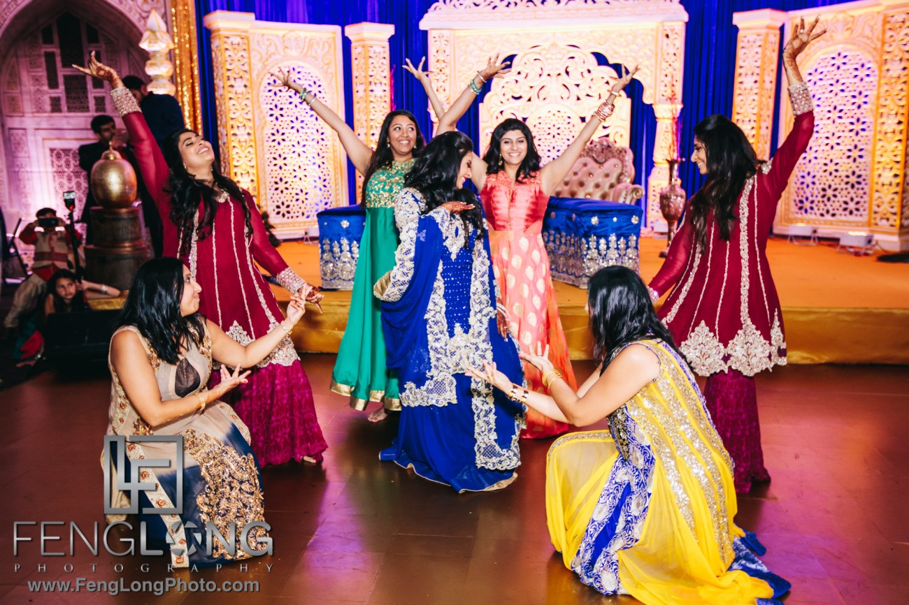 Atlanta Ismaili Indian Wedding Al-Noor Banquet Hall