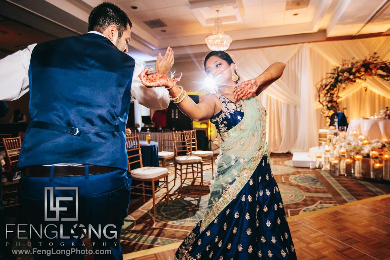 Dhara & Harsh Indian Wedding at Doubletree Augusta