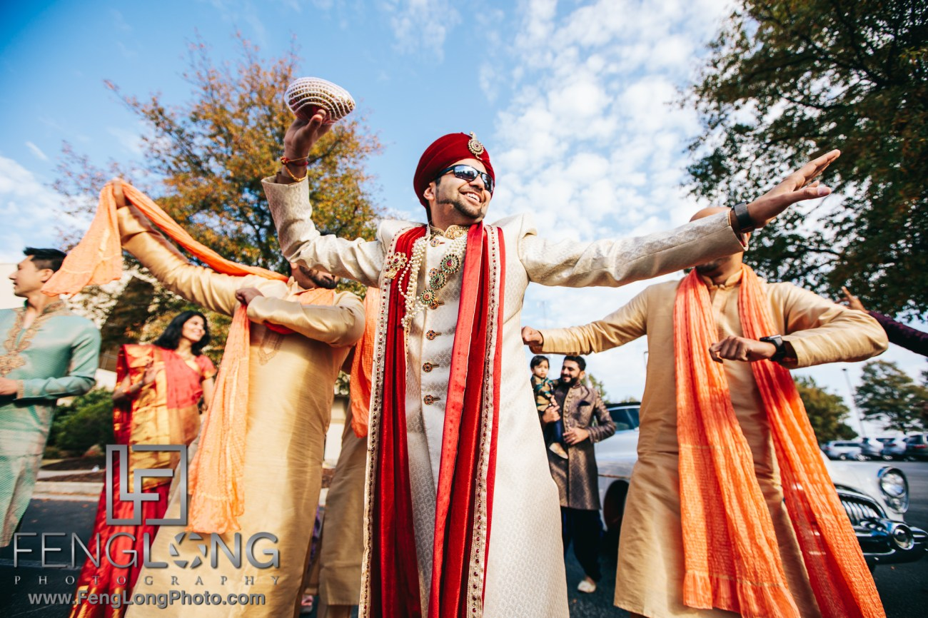 Dhara & Harsh Indian Wedding at Doubletree Augusta