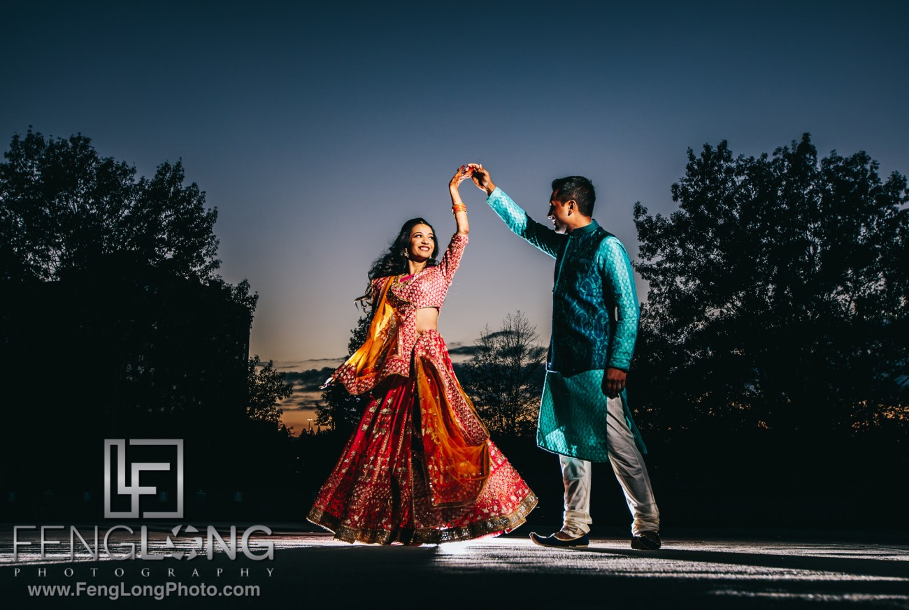 Shubhi Rahul's Indian Wedding at Renaissance Atlanta Waverly