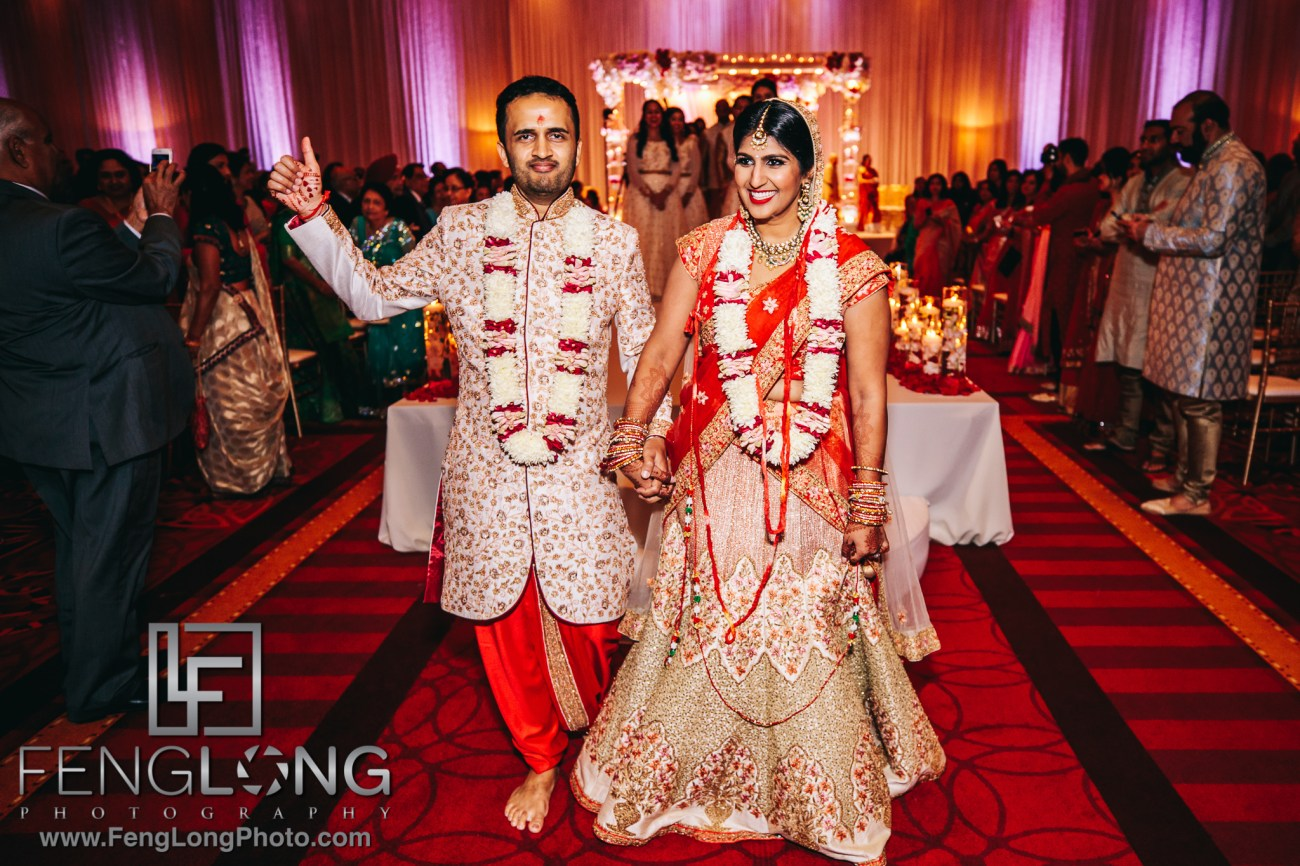 Renita & Jay Indian Wedding in Nashville, Tennessee
