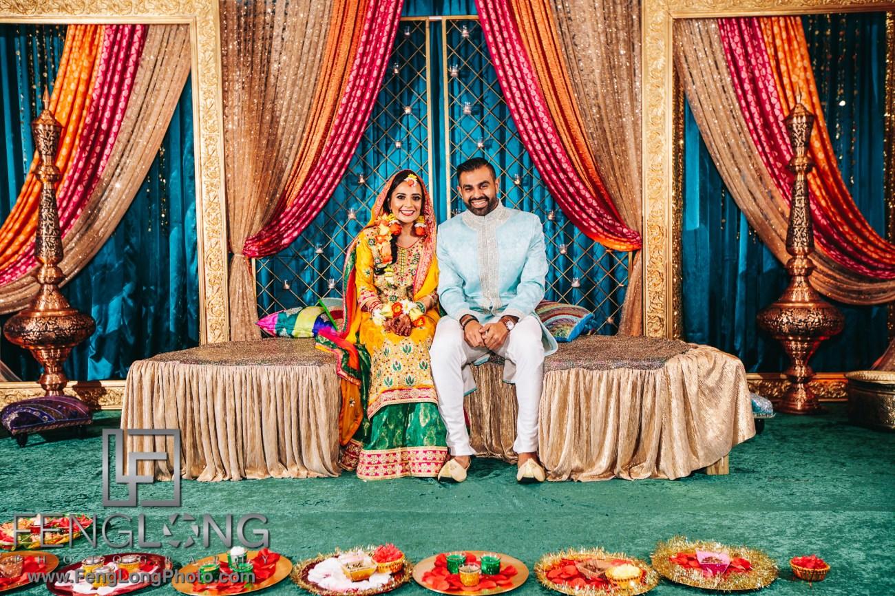 Saima Asif Pakistani Wedding at Opal Event Hall Atlanta