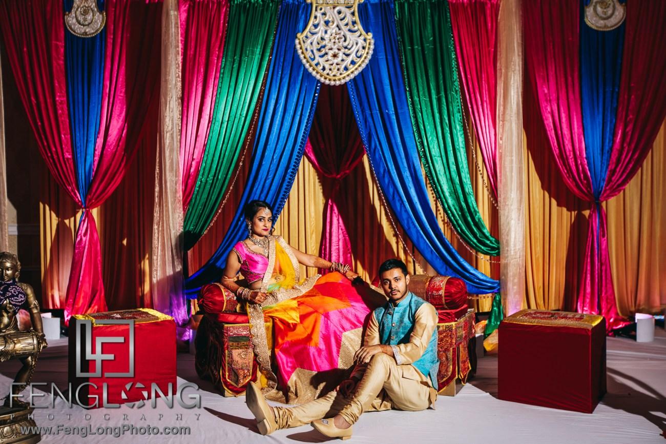 Ayesha Amit Indian Wedding at Hilton Marietta