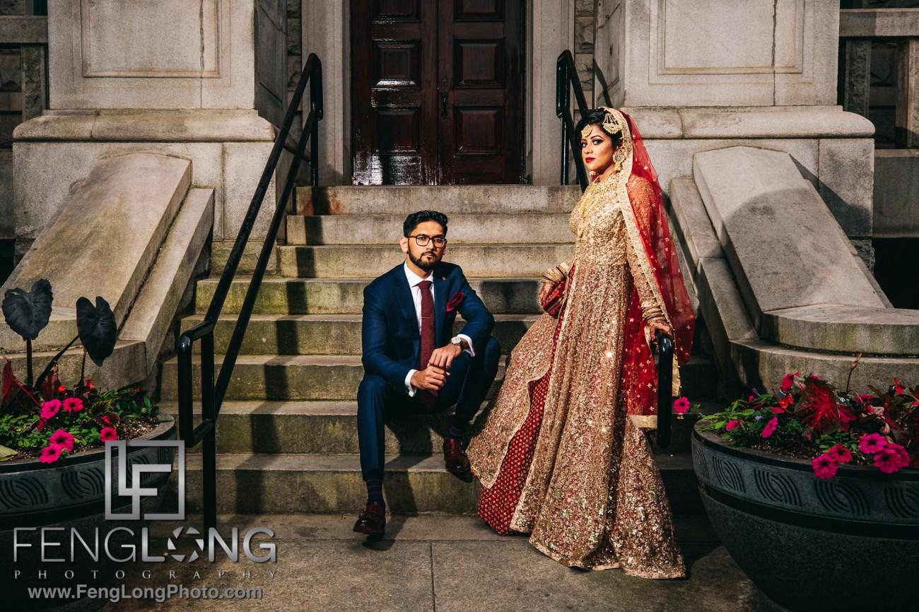 Ruhy & Shadab Atlanta Indian Wedding at Premier Event Hall