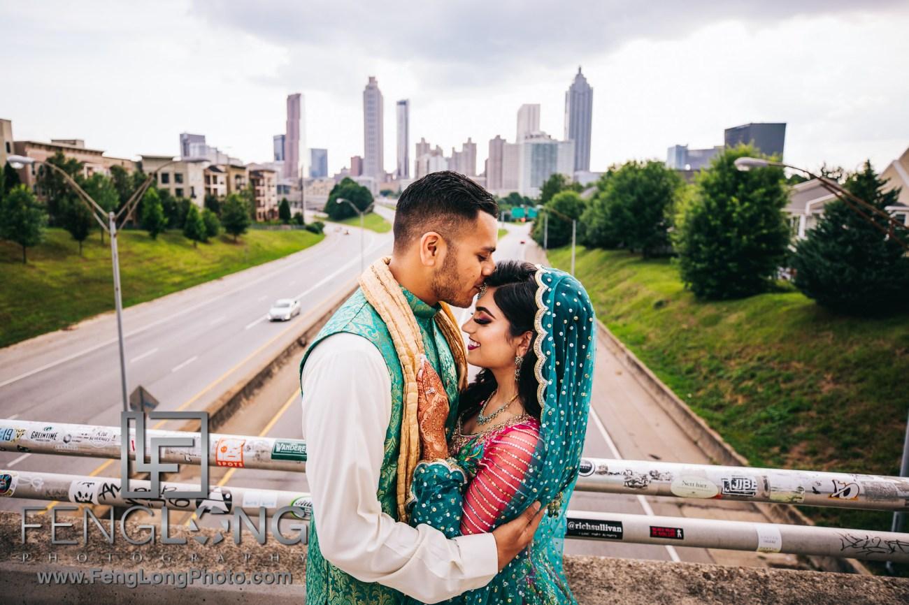 Nada & Abdurrahman Atlanta Indian Wedding at Hilton Atlanta