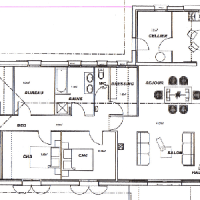 Maison en forme de L, de T, de U, Recette pour rééquilibrer la forme de votre maison.
