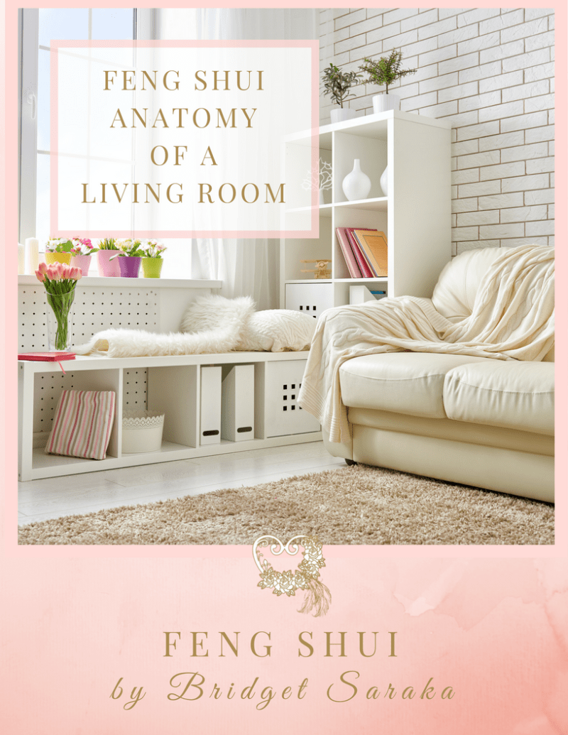 The Feng Shui Living Essence Of The Living Room