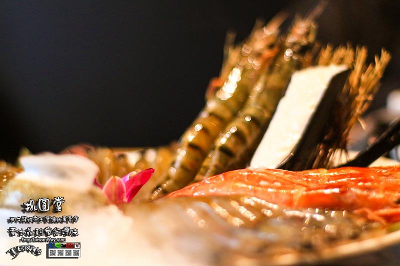 捌圓堂環球A8店【龜山美食】|桃園龜山機場捷運A8站麻辣鍋(GlobalMall環球購物中心美食);高檔和牛龍蝦帝王蟹鍋物專賣店 @黃水晶的瘋台灣味