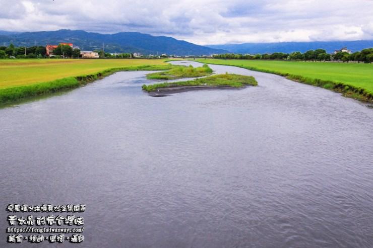 安農溪分洪堰自然生態園區【宜蘭景點】|位於三星鄉有點隱密的網美IG打卡熱點。 @黃水晶的瘋台灣味
